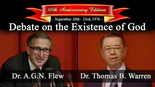 Warren-Flew Debate on the Existence of God