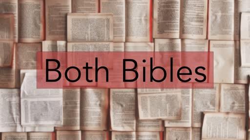 Both Bibles