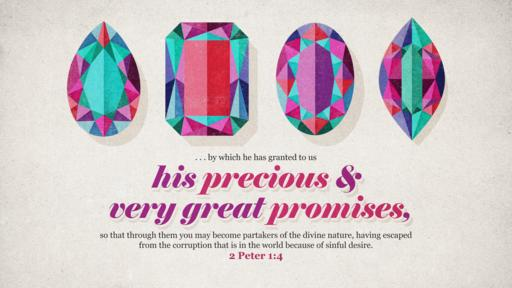 2 Peter 1:4 verse of the day image