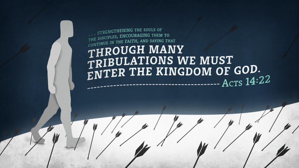 Acts 14:22 large preview