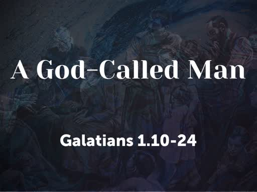 A God-Called Man