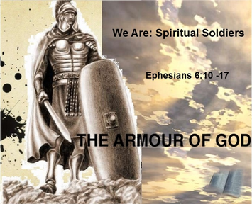 We are: Spiritual Soldiers