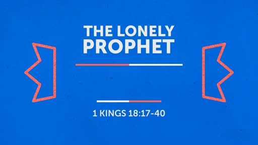 The Lonely Prophet