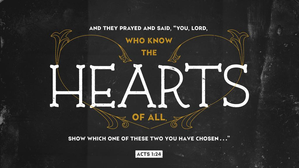 Acts 1:24 large preview