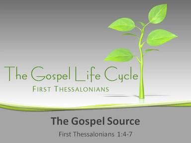 The Gospel Source