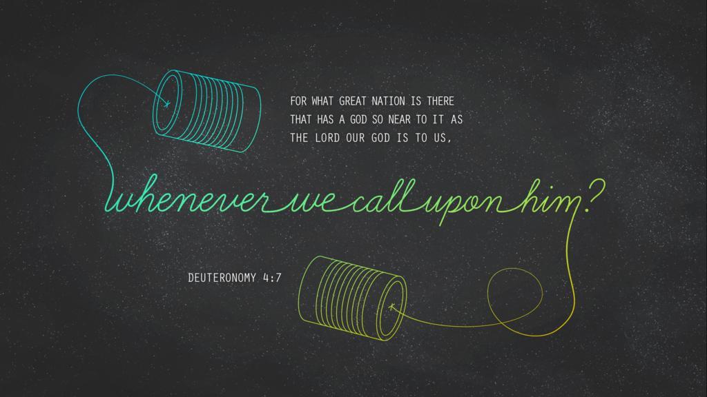 Deuteronomy 4:7 large preview