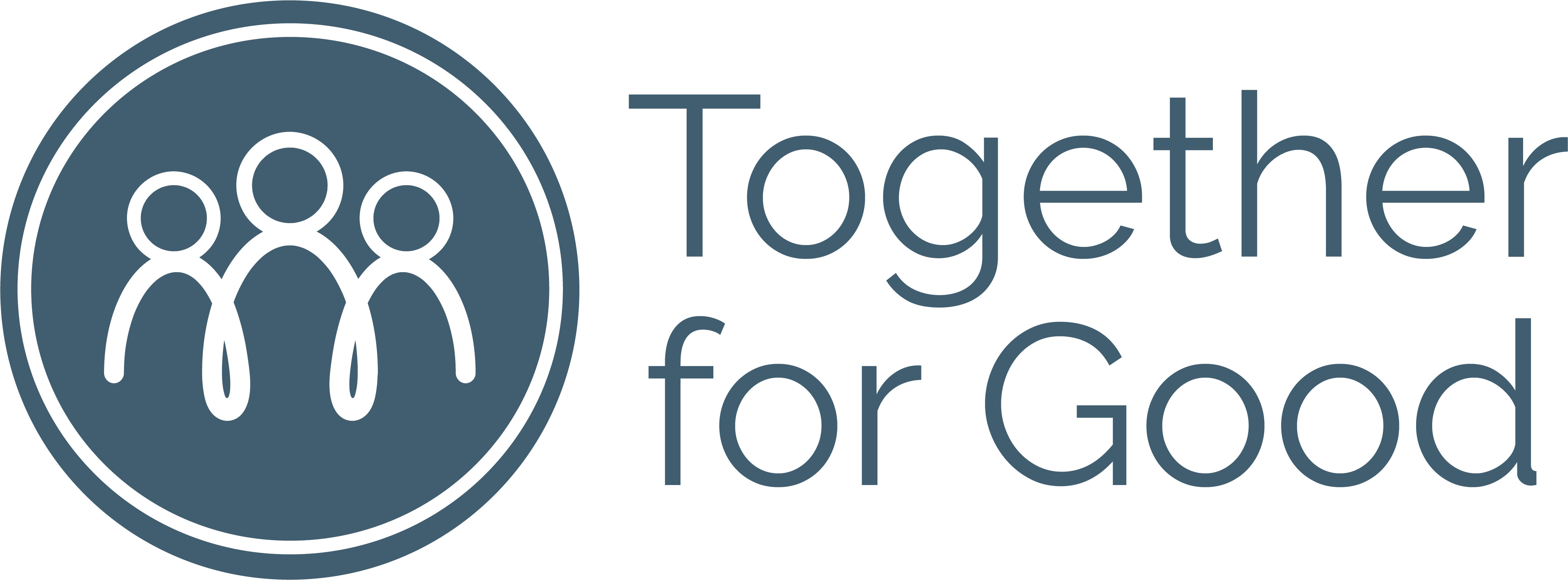 Together For Good Logo