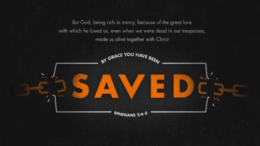 Ephesians 2:4–5 verse of the day image