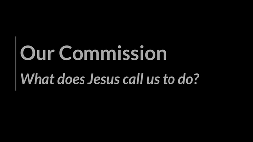 The Six Great Commission Texts