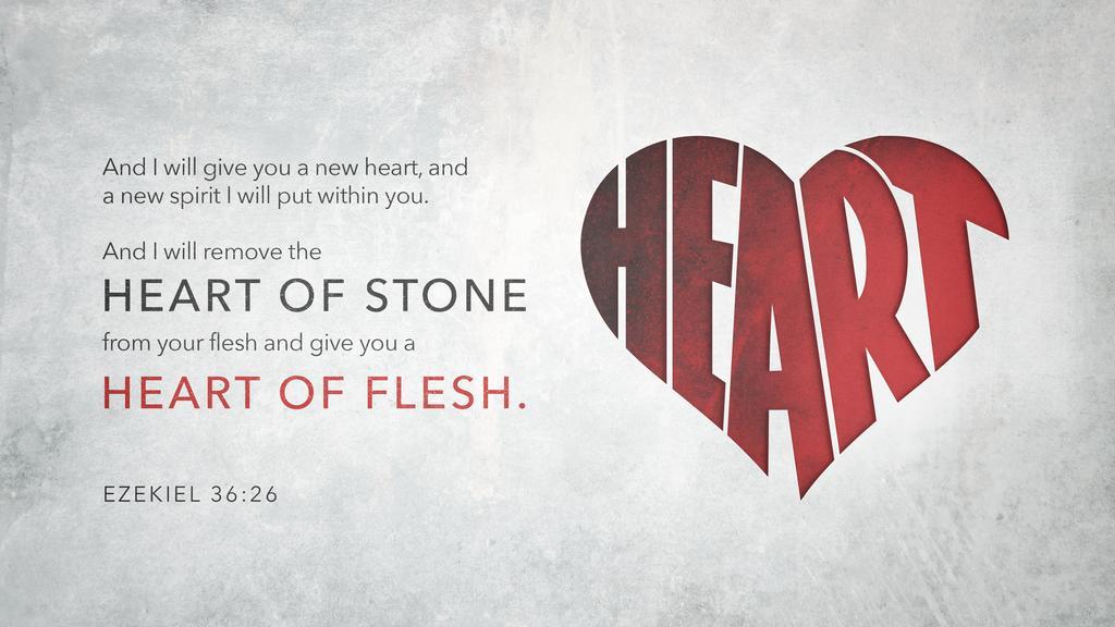 Ezekiel 36:26 large preview
