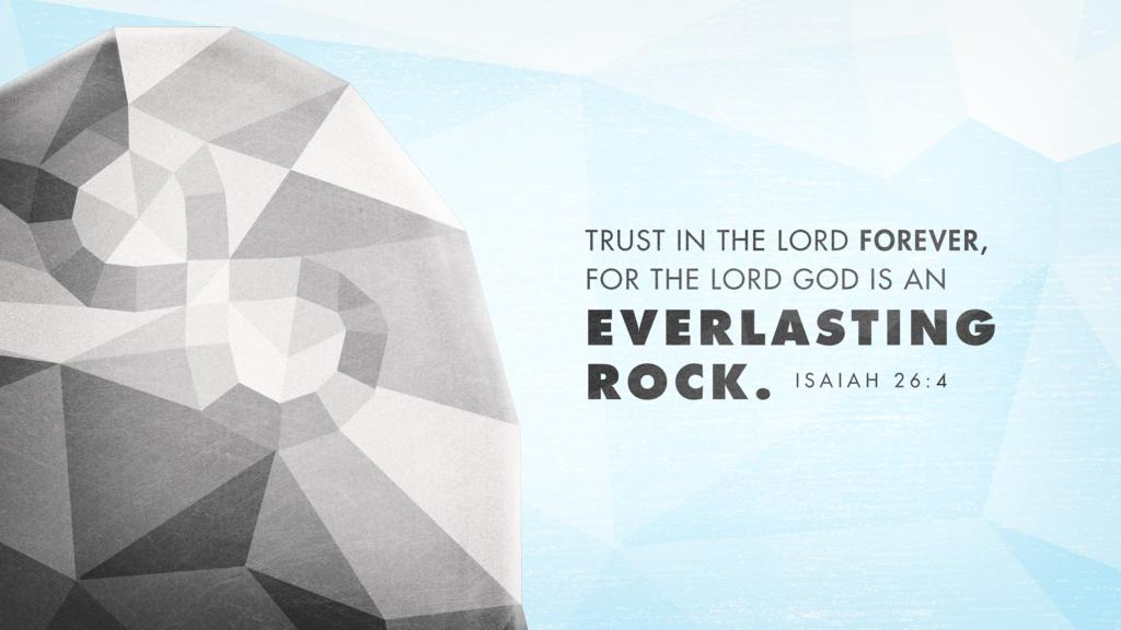 Isaiah 26:4 large preview
