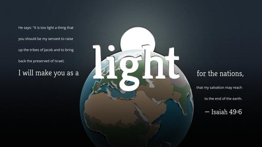 Isaiah 49:6 verse of the day image