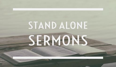 Sermon 8/4/19 - Mark 12:1-12