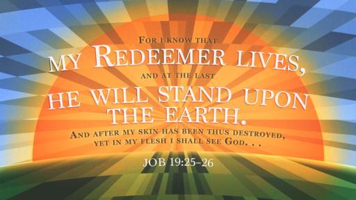 Job 19:25–26