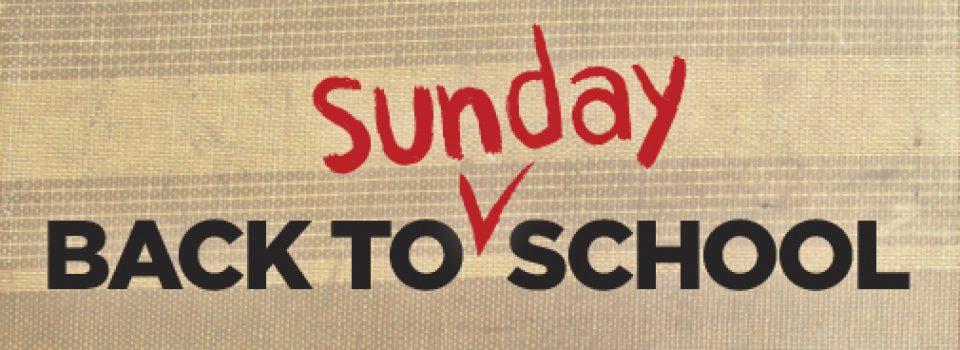 Sunday School Kickoff-960X350