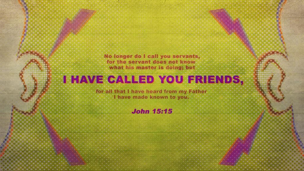 John 15:15 large preview