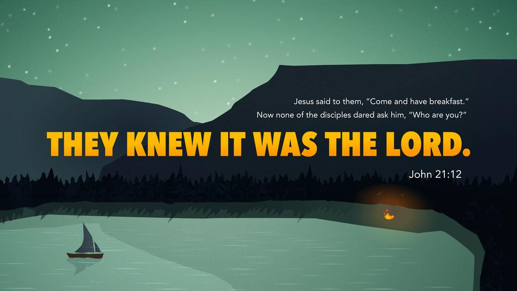 John 21:12 large preview