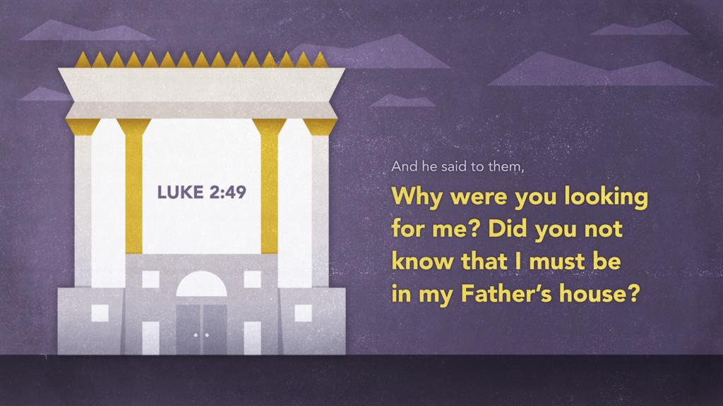 Luke 2:49 large preview