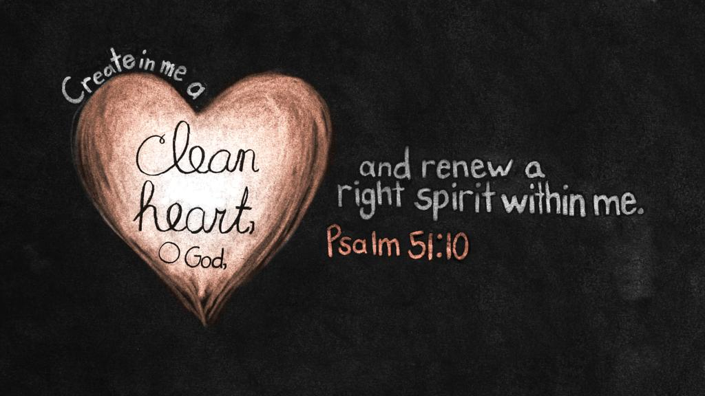 Psalm 51:10 large preview