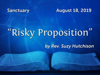 August 18, 2019 - Sanctuary
