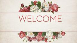 All Things New welcome 16x9 PowerPoint Photoshop image