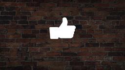 Psalms  Brick Wall facebook 16x9 PowerPoint Photoshop image