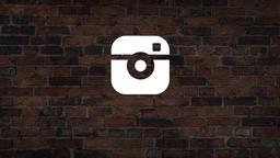 Psalms  Brick Wall instagram 16x9 PowerPoint Photoshop image