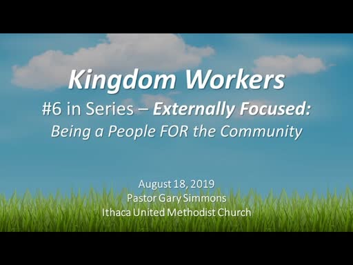 Wanted: Kingdom Workers