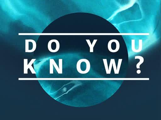 Do you know?-Pastor Josh Vandergraph