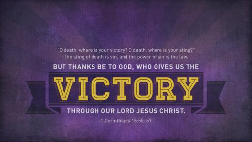 Verse of the Day - Verses about Victory and Defeat