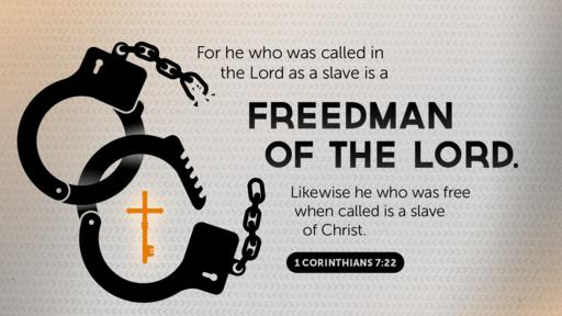 1 Corinthians 7:22 verse of the day image