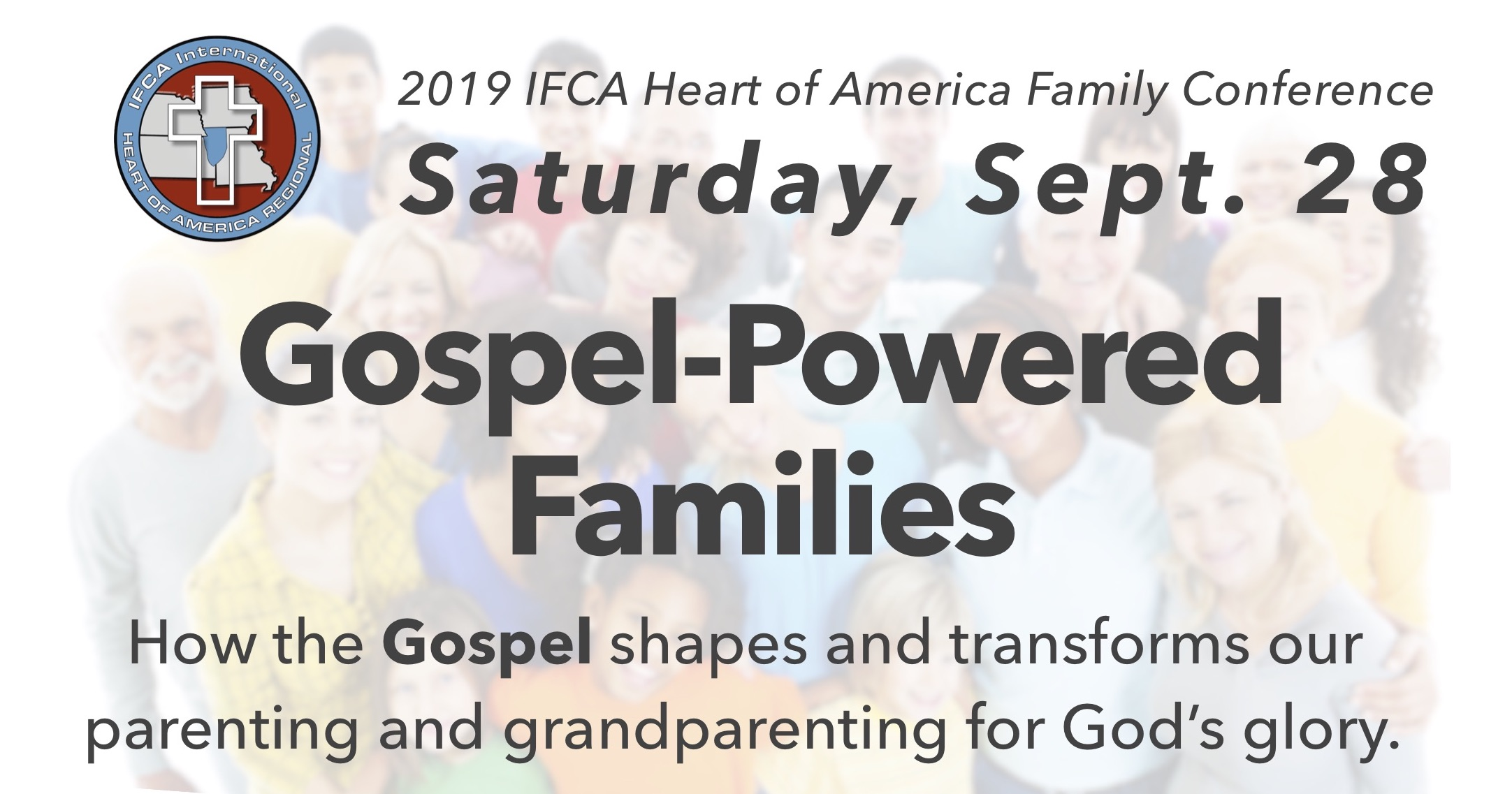 2019 Family Conference Image