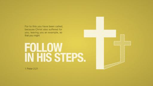 1 Peter 2:21 verse of the day image