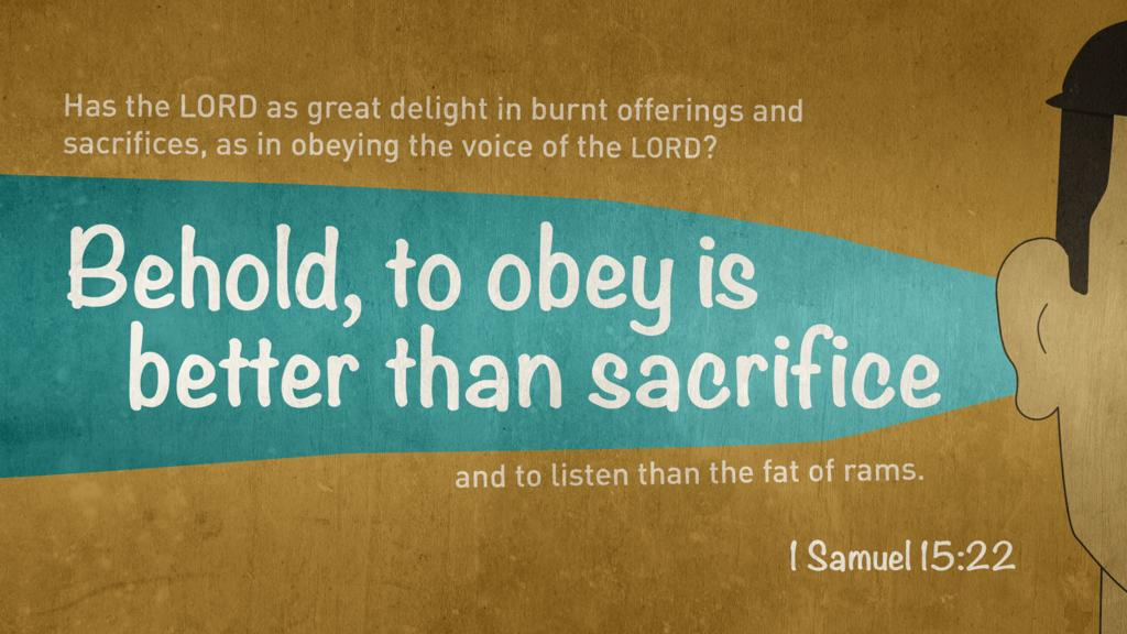 1 Samuel 15:22 large preview