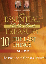 The Essential Bible Truth Treasury 10 - Last Things - The Judgment