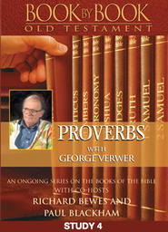 Book by Book Proverbs - Study 4 - Christ brings joy to His Father