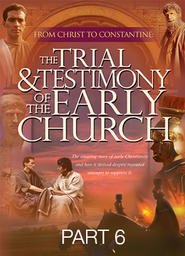 Trial And Testimony Part 6 - Transition