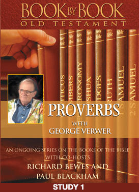 Book By Book: Proverbs