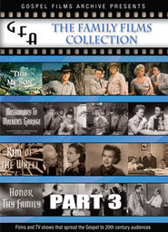 Gospel Films Archive - Family Films Collection Part 3 - Rim of the Wheel