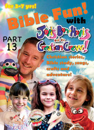 Jovis Bon-Hovis And The Creation Crew Part 13 -Too Scary For Me