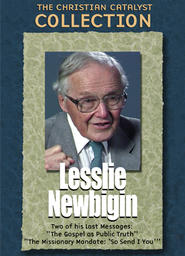 The Christian Catalyst Collection - Lesslie Newbigin