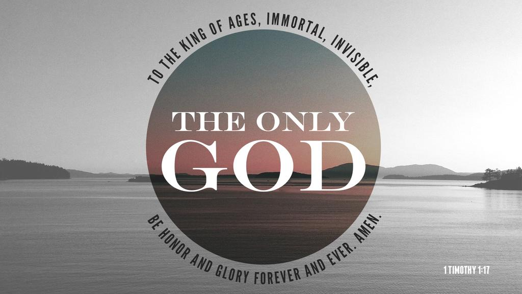 1 Timothy 1:17 large preview