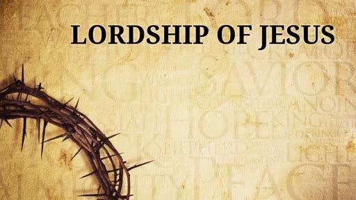 Lordship of Jesus