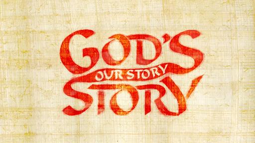 God's Story Part 30 - Temptation of Christ