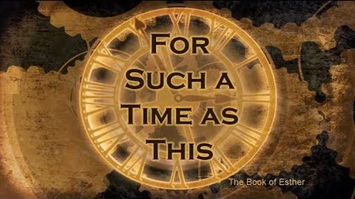 Radical Faith - For Such a Time as This
