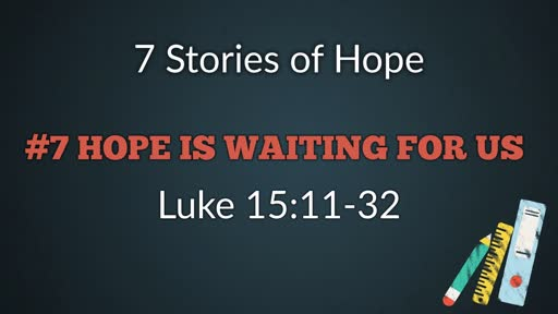 Hope is Waiting For Us 08-25-19