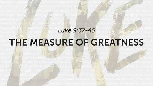 8/25/2019 The Measure of Greatness