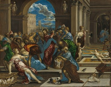 Trinity 10 - The Sunday of the Cleansing of the Temple