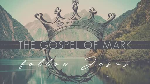 Watch Out!-The Gospel of Mark Lon B 11am What about you