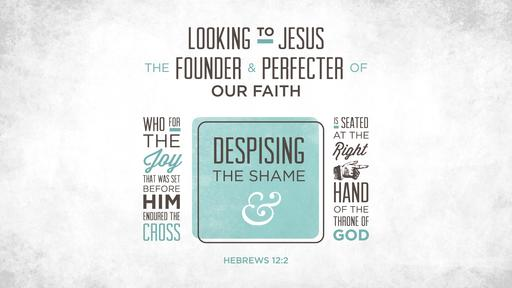 Hebrews 12:2 verse of the day image